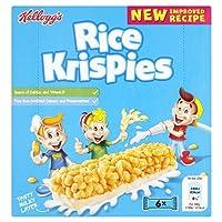 Kellogg's Rice Krispies Cereal & Milk Bars, 120 grams