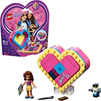Lego 41357 Friends Olivias Herzbox, bunt