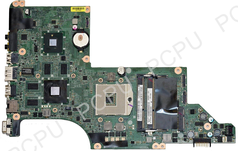 630981-001 HP DV7-5000 Intel Laptop Motherboard s989