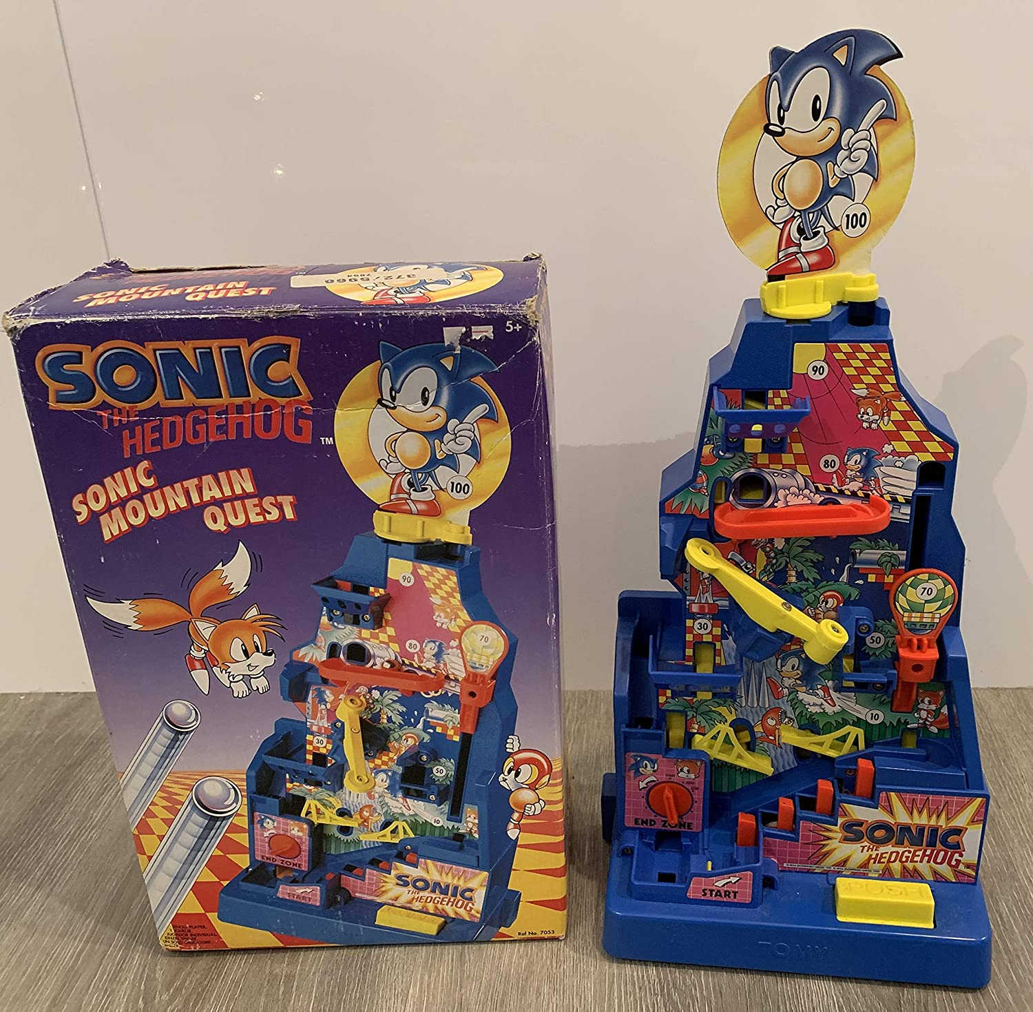 Sonic The Hedgehog Sonic Mountain Quest - best 90s toys