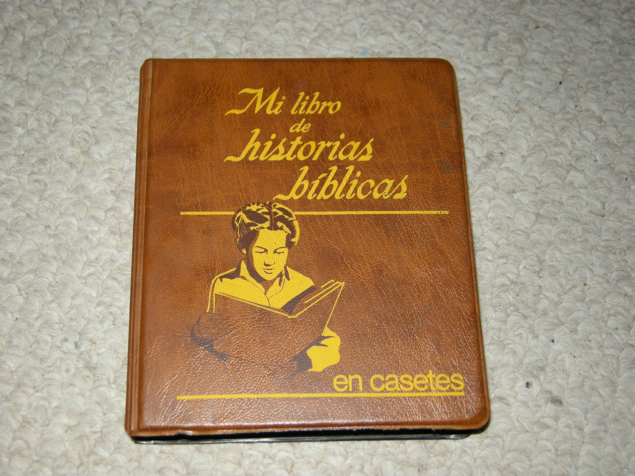 Mi libro de historias biblicas (Historias biblicas, Volume 1): THE BOOK OF BIBLE STORIES IN SPANISH: Amazon.com: Books