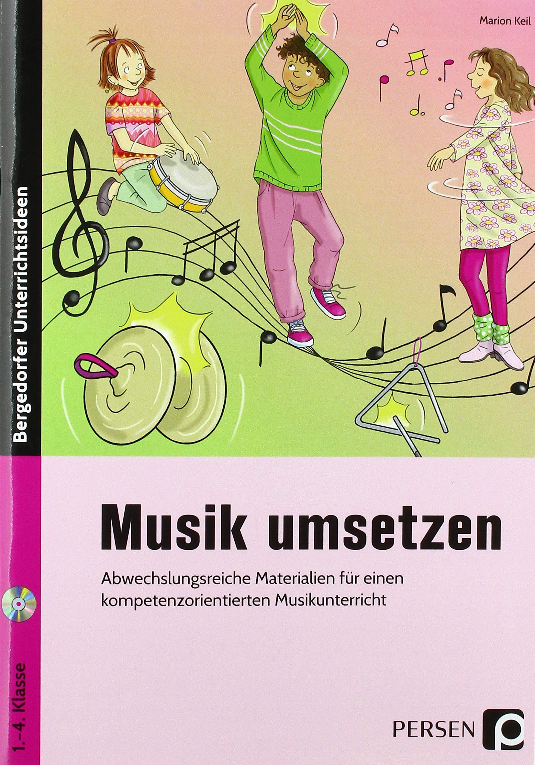 Musik umsetzen Abwechslungsreiche Materialien für einen ...