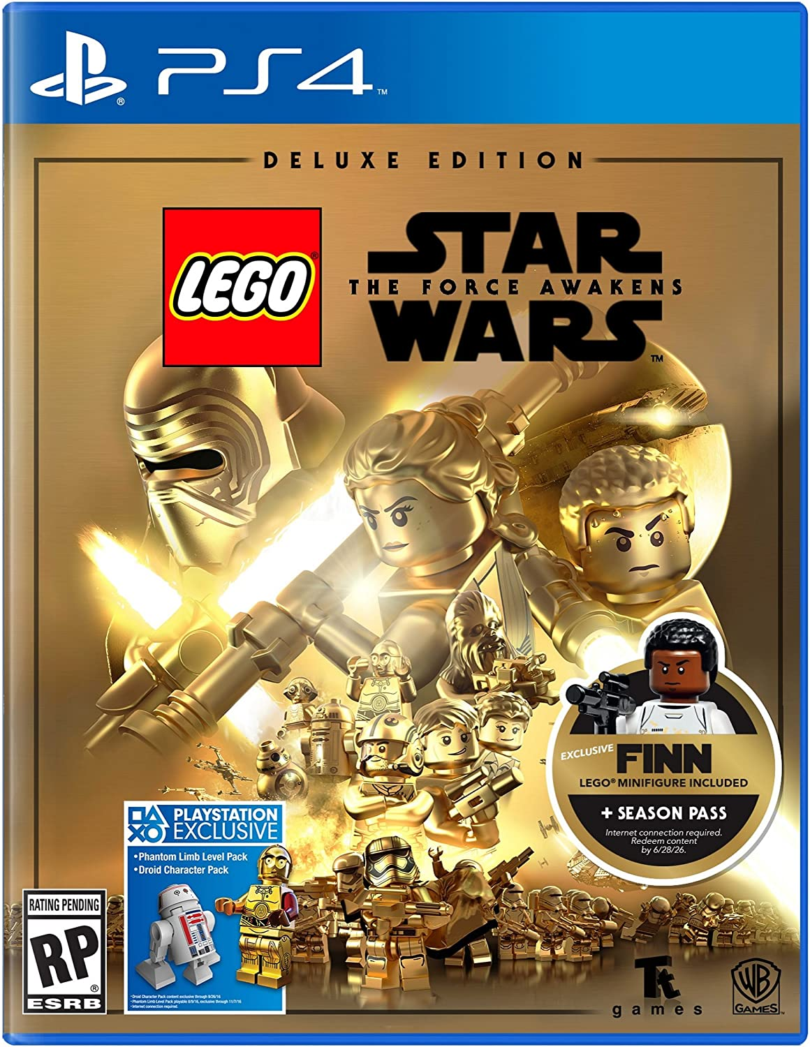 LEGO Star Wars: The Force Awakens | PlayStation 4 | …