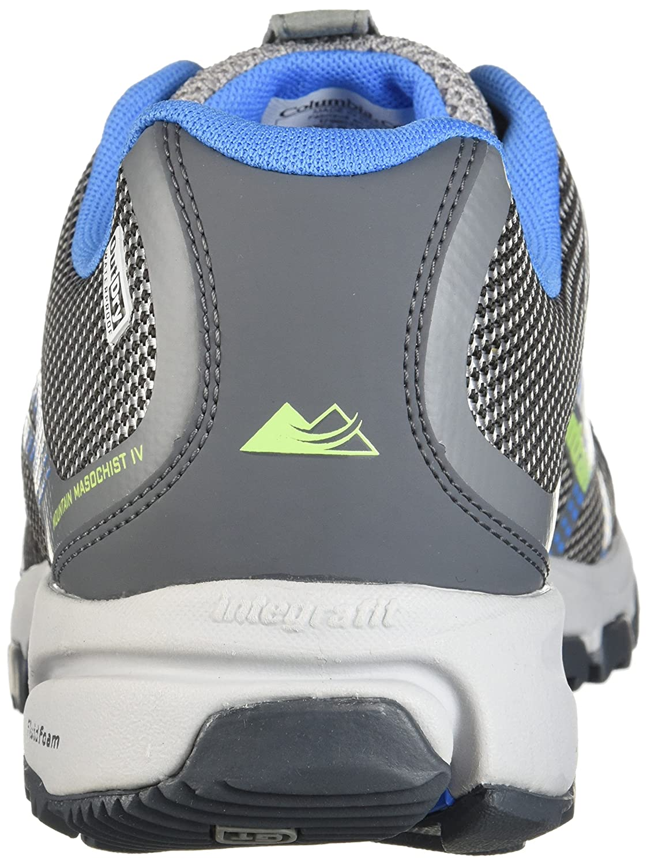 Columbia Montrail Women's Trail Mountain Masochist IV Outdry Trail Women's Running Shoe B072WLLZV9 9 B(M) US|Steam, Jade Lime 64a66e