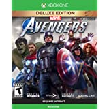 Marvel's Avengers: Deluxe Edition - Xbox One