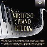 Virtuoso Piano Etudes, Vol. 4