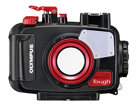 Olympus PT-059 - Carcasa Sumergible para cámara Digital TG-6 ...