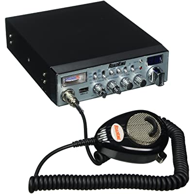 Road King RK5640 CB Radio with USB Charging Port: Electronics