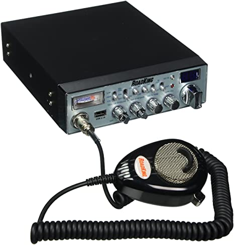 Road King RK5640 CB Radio with USB Charging Port