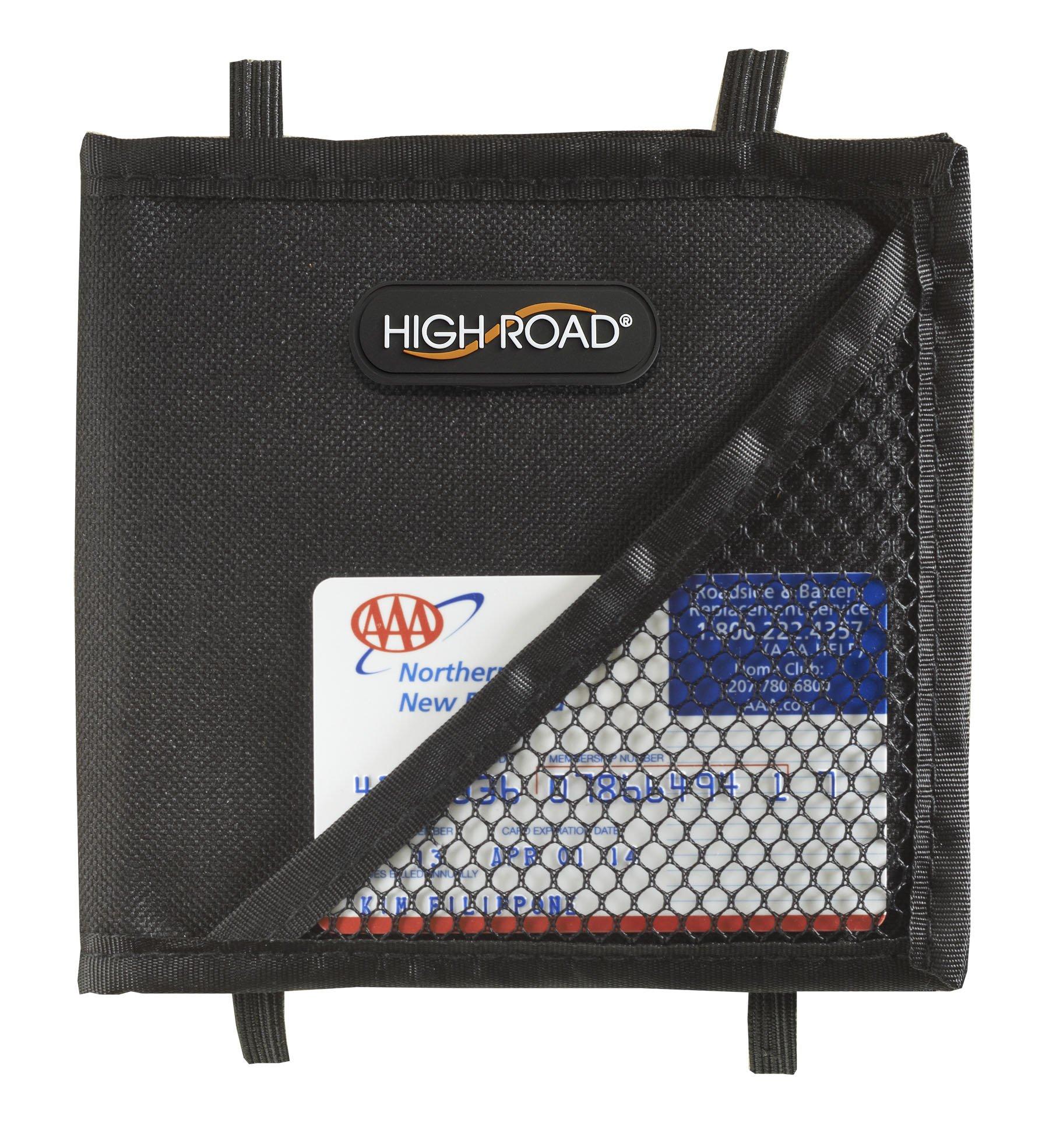Car Visor Registration Wallet Vehicle Document Holder ...