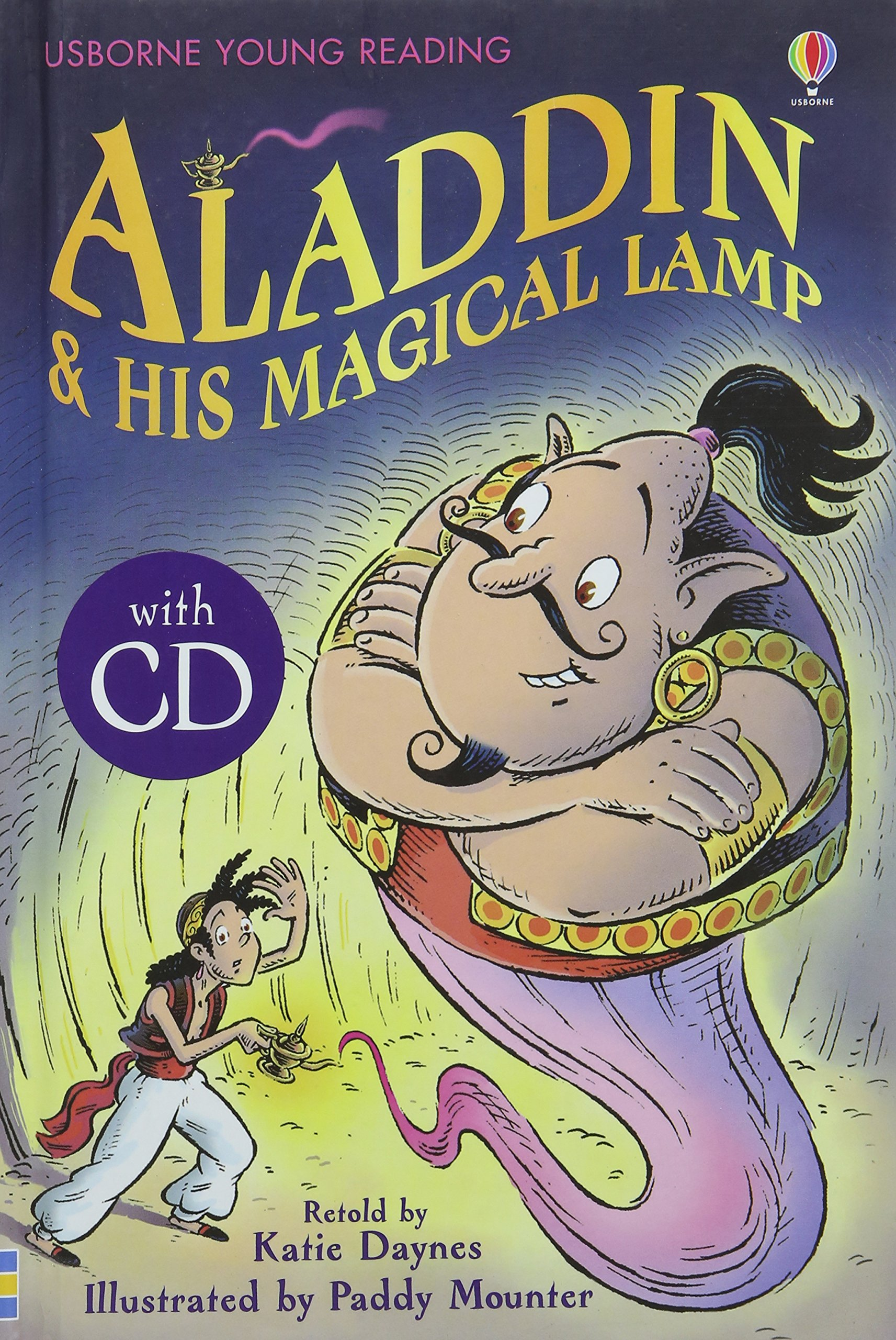 Aladdin And His Magical Lamp (Young Reading Cd Packs) Pdf