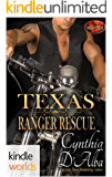 Brotherhood Protectors: Texas Ranger Rescue (Kindle Worlds Novella) (Big Branch, Texas Book 2)
