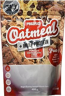 Prozis Oatmeal, Chocolate Chip - 400 gr
