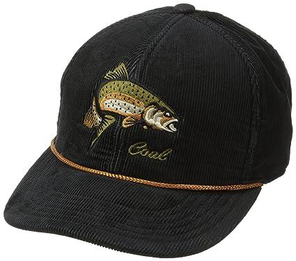 Coal Men s Wilderness Fish Cap 04bc7d57fe2