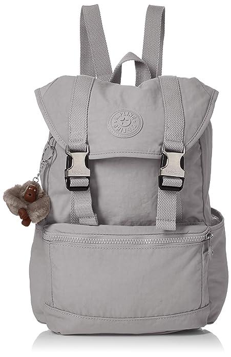 Amazon.com: Kipling experiencia S mochila pequeña Clouded ...