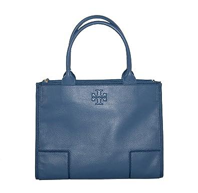 0e0a05eaca0 ... free shipping tory burch ella large canvas leather tote handbag wallis  tote 38801 1ec5a