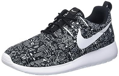 Nike Wmns Roshe One Print Prem, Scarpe da Corsa Donna ...