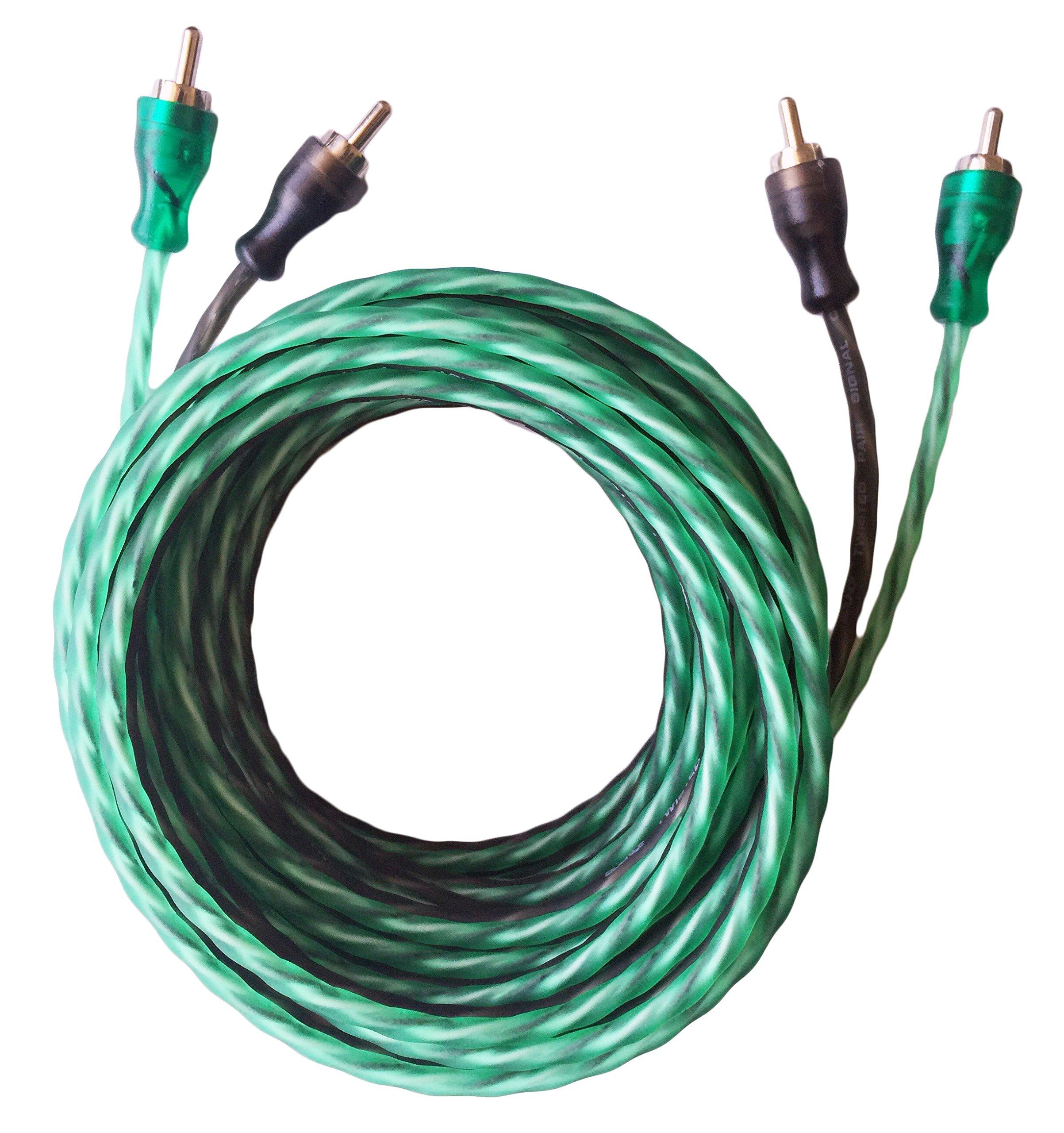 SoundBox Connected True 4 Gauge Amp Install Kit AWG Amplifier Wiring ...