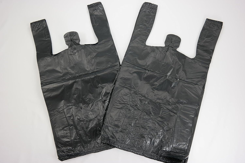 Amazon.com: Bolsa plástica negra con relieve. Medidas ...