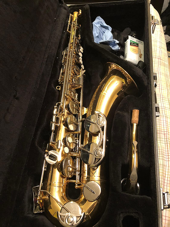 Yamaha YTS-26 Standard Tenor Saxophone Lacquer with Nickel Keys