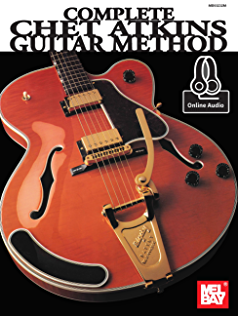 Chet Atkins Guitar Songbook: Guitar Play-Along Volume 59