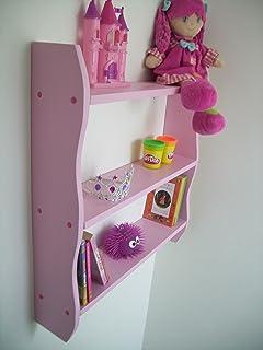 70cm H Pink Girls Bedroom Shelves  Toy Storage  Kids Bookcase  Kids  Furniture 60cm Girls Pink Disney Princess Shelves  Kids Bedroom Furniture  . Girl Bedroom Furniture Uk. Home Design Ideas