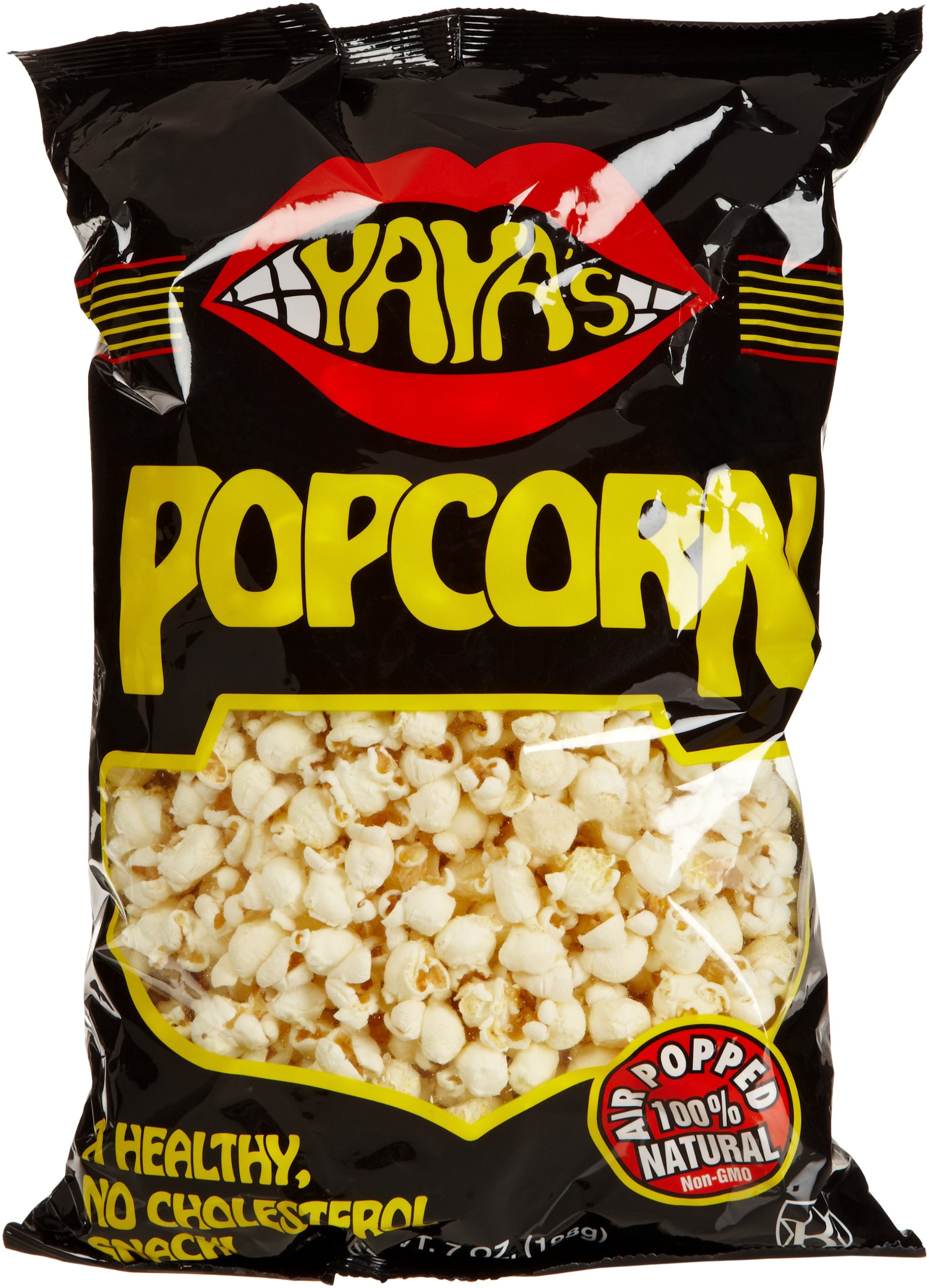 YaYa's Popcorn, 7 Ounce (Pack of 12)