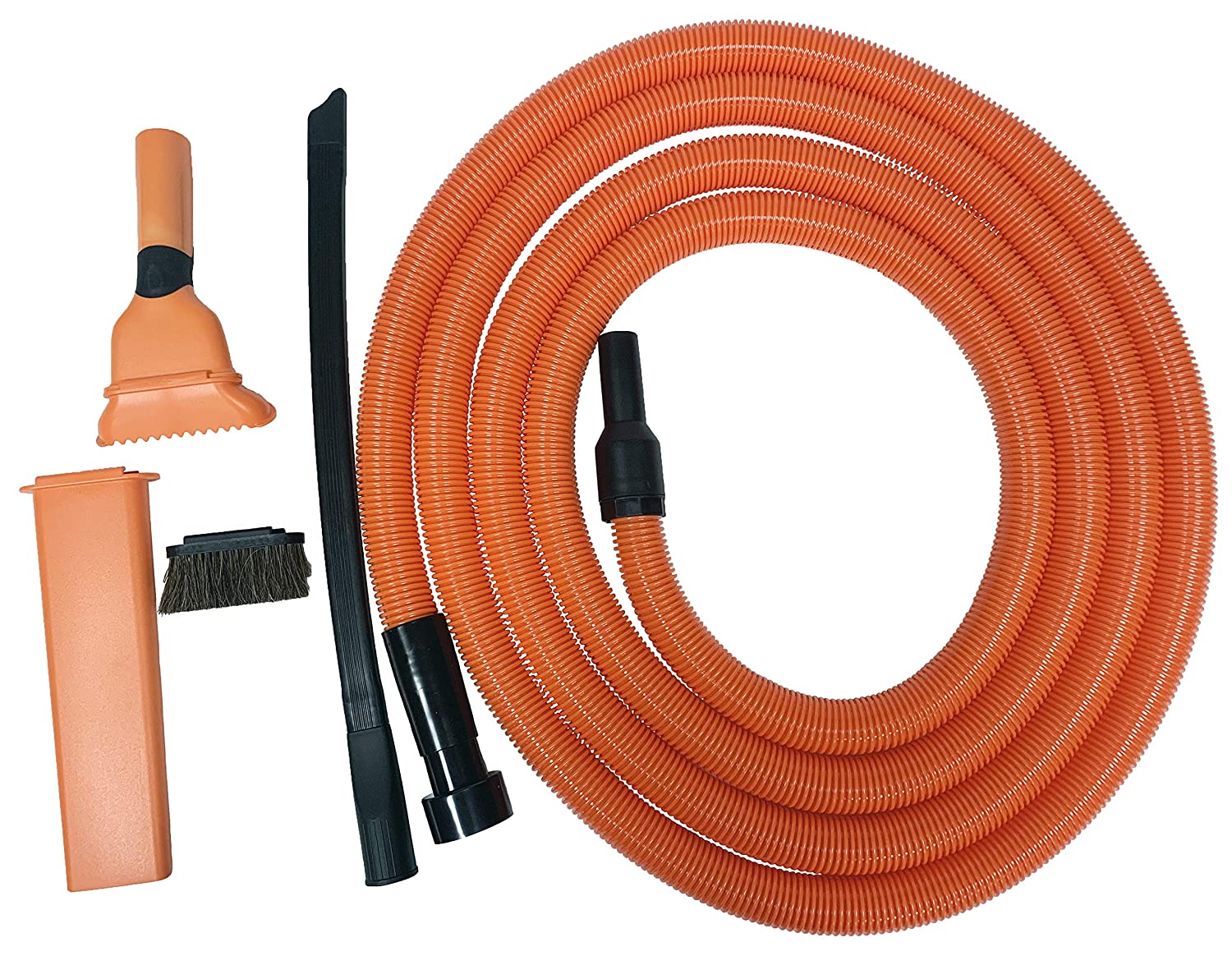 Cen-Tec Systems 90342 Vacuum Garage Shop Kit with 20-Foot Hose
