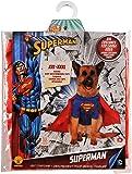 Big Dogs Superman Dog Costume