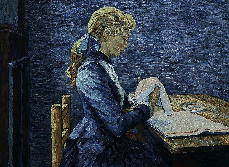 Paint-By-Number Kit Self-Portrait with Grey Felt Hat by Vincent Van Gogh