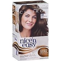 Clairol Nice'n Easy Permanant Hair Colour, 5g Medium Golden Brown, 1 count