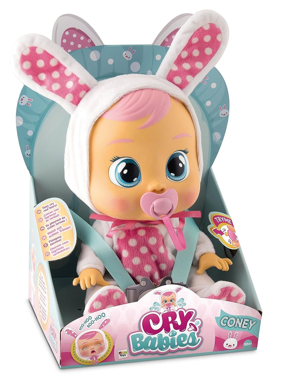 IMC Toys Bebés llorones Coney