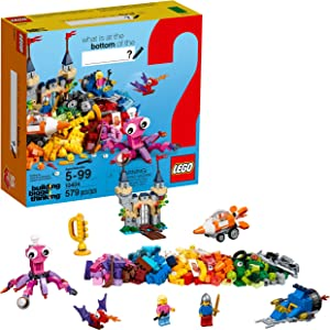 LEGO Classic Ocean's Bottom 10404 Building Kit (579 Piece)