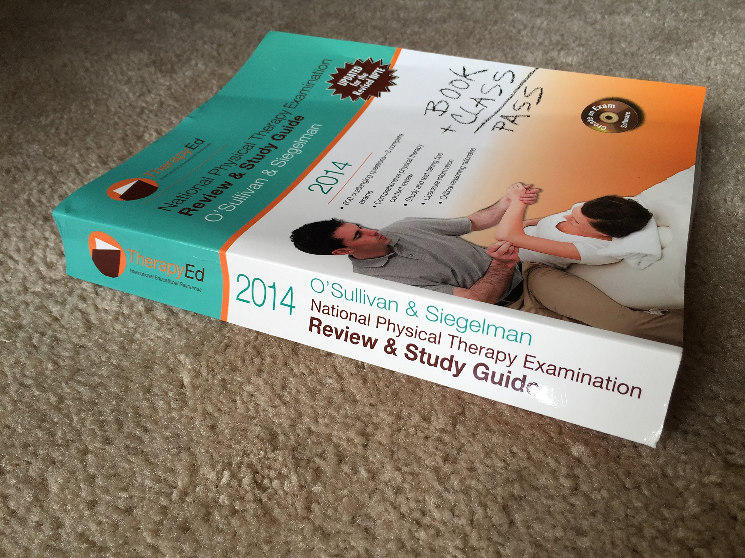 National Physical Therapy Examination Book