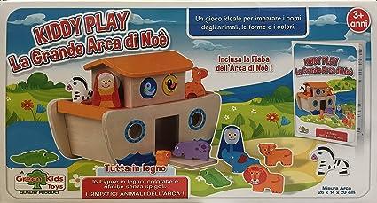Rstoys 16 Figure Legno, Ronchi Supe Arca di Noe 3.ST9954