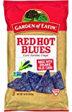Garden of Eatin' Red Hot Blues Corn Tortilla Chips, 16 oz. (Pack of 12)