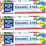 Kiss My Face Signature Bundles Extra Gel Toothpaste & Enamel