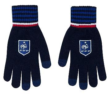 5b3984652bf Equipe de FRANCE de football Gants FFF - Collection Officielle Taille  Enfant garçon