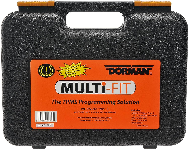 Dorman 974-505 Tire Pressure Monitoring System Sensor Service Tool