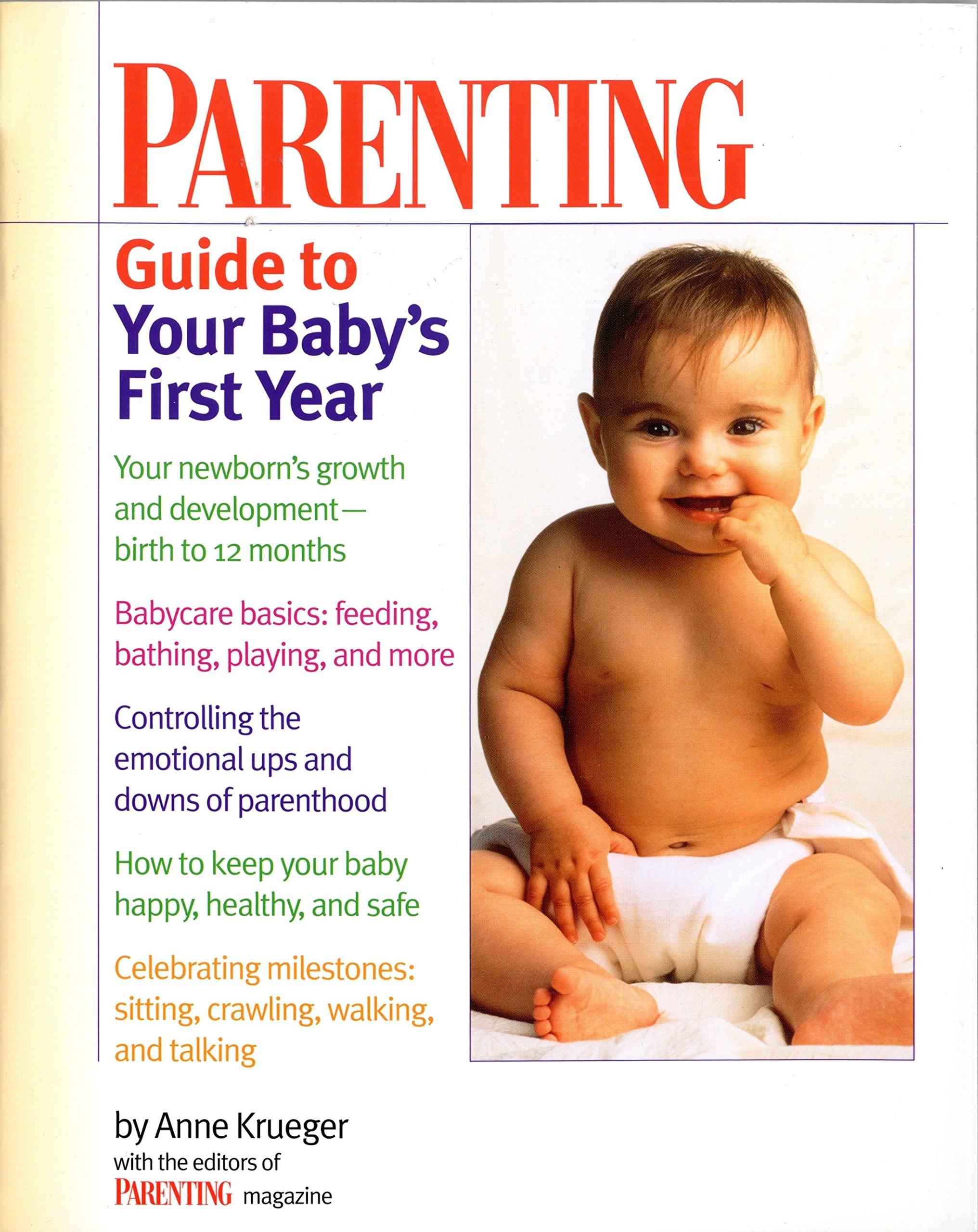 82d5ee92e32 Buy Parenting Guide to Your Baby s First Year Book Online at Low ...