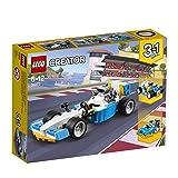 レゴ(LEGO) クリエイター スーパーカー 31072