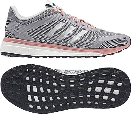 adidas Response + W, Zapatillas Mujer, Gris (Grimed/plamet/suabri), 45 EU: Amazon.es: Zapatos y complementos