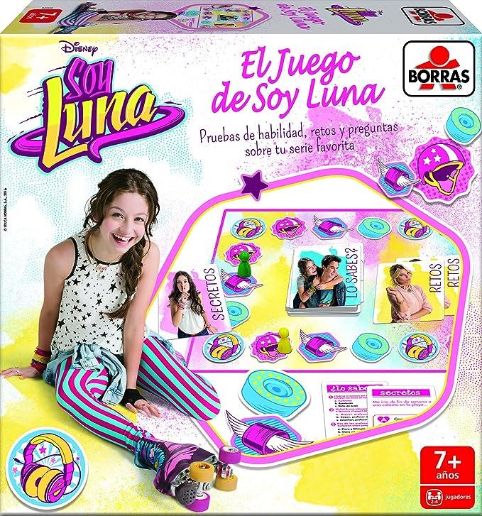 Educa Borrás Soy Luna - Juego de Mesa 16790: Amazon.es: Juguetes y ...