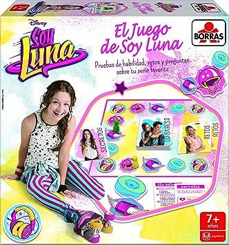 Educa Borras Soy Luna Juego De Mesa 16790 Amazon Es Juguetes Y