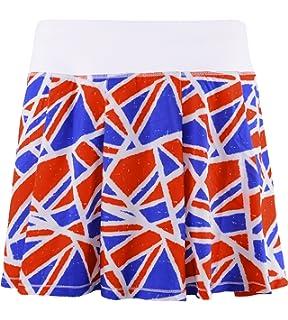Honofash Falda de Tenis Golf Skort Mujer Pantalón Ropa Padel Running Corta Moda Deportivas Short