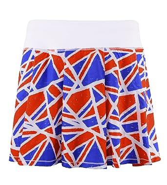 Honofash Falda de Tenis Golf Skort Mujer Pantalón Ropa Padel ...