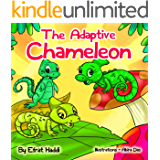 "Children's picture books : "" The Adaptive Chameleon "",( Picture Book for ages 2-8. Teaches your kid the value of adapting to the environment),Beginner ... kids (Social skills for kids collection 25)"