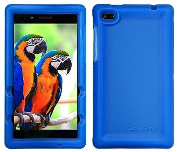 BobjGear Bobj Carcasa Resistente para Tablet Lenovo Tab 7 (TB-7504F, TB-7504X) (2018) (Azul)