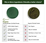 Organic Chlorella Powder 8 Ounce, Superfoods for