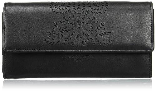 Capelado 4, Womens Wallet, Noir, 10.5x19.399999999999999x2 cm (W x H L) Christian Lacroix